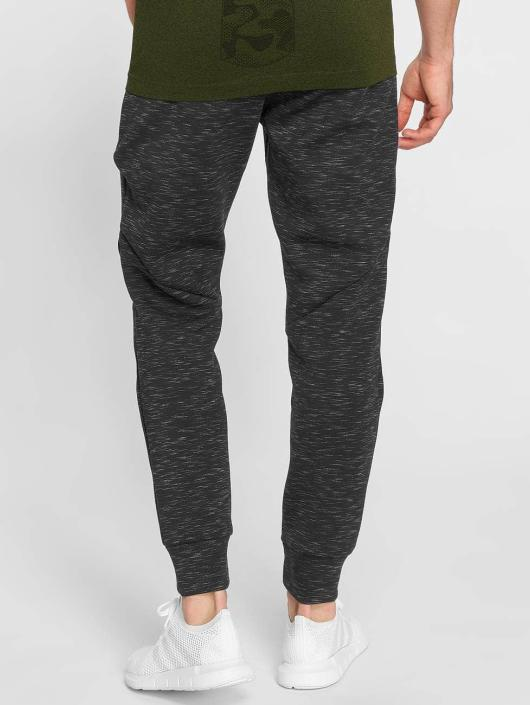 GymCodes Pantalón deportivo Athletic-Fit negro