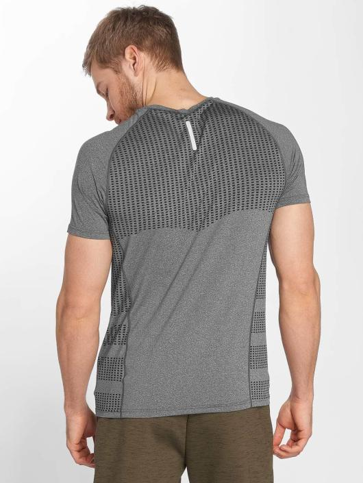 GymCodes T-Shirty Performance szary
