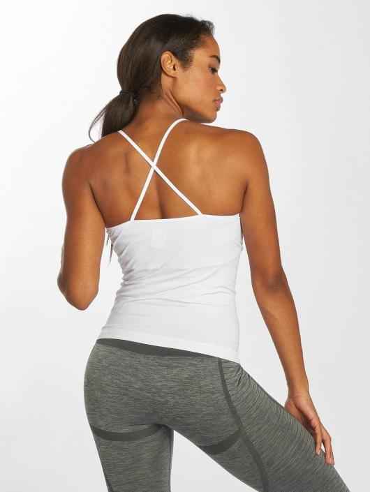 GymCodes Top Flex Cross white