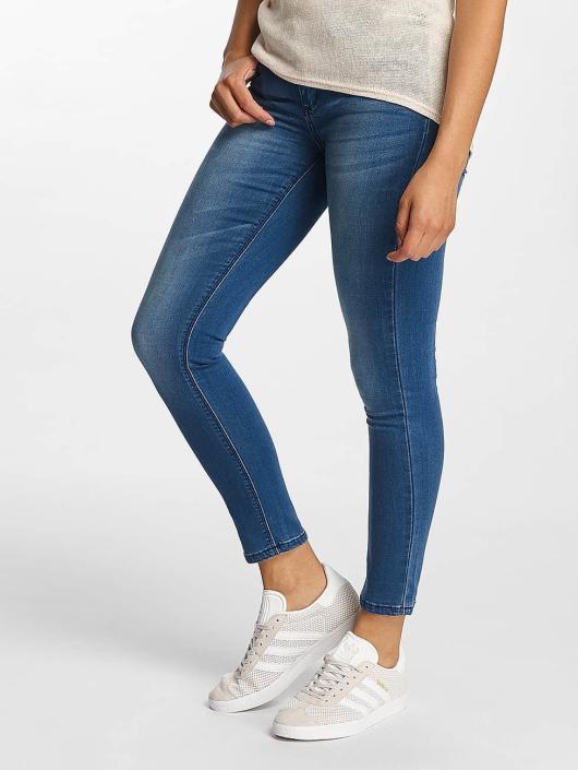 Hailys Skinny Jeans Mia Basic blau