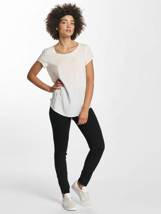Hailys T-shirt Doris bianco