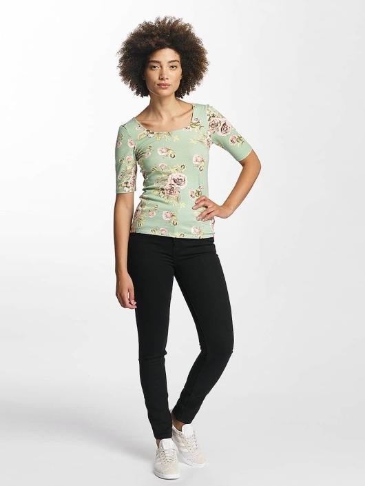 Flower Femme 407673 shirt T Hailys Longues Vert Rachel Manches 5Aj3R4L
