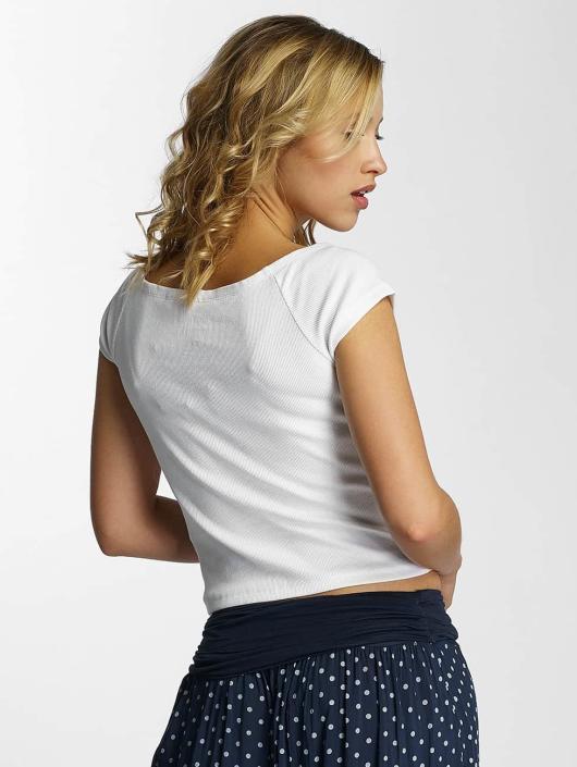 Hailys T-Shirt Carlita weiß