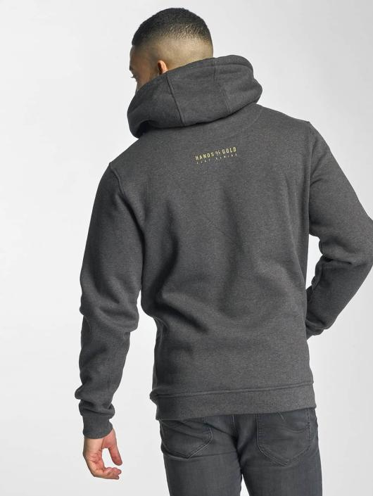 Hands of Gold Sweat capuche Game On gris