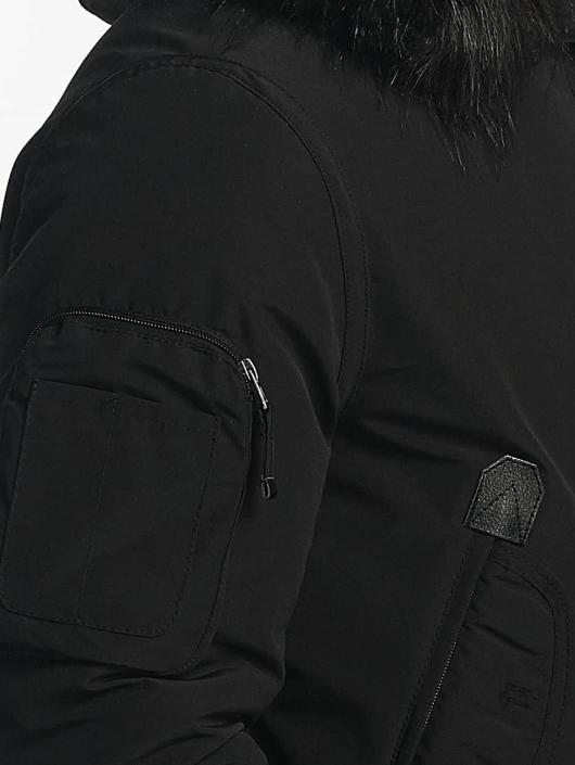 Hechbone Kurtki zimowe Police czarny