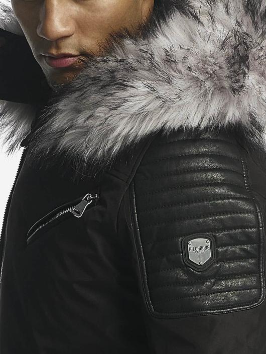 Hechbone Manteau hiver Napoli noir