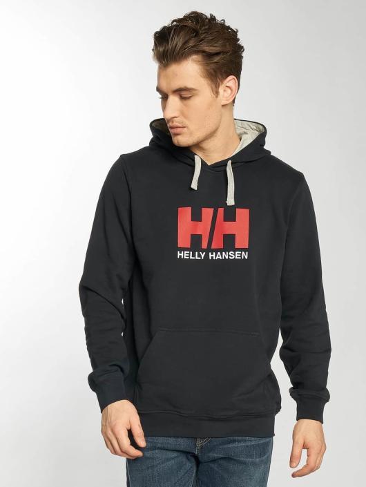 Helly Hansen Толстовка Logo синий