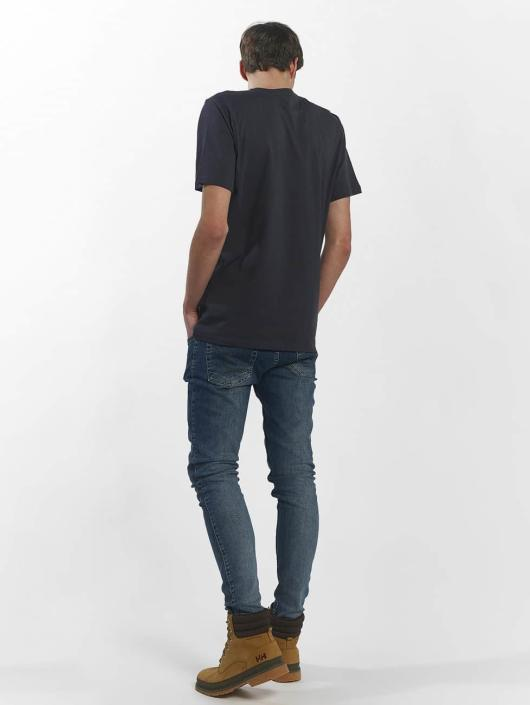 Helly Hansen T-Shirty Logo niebieski