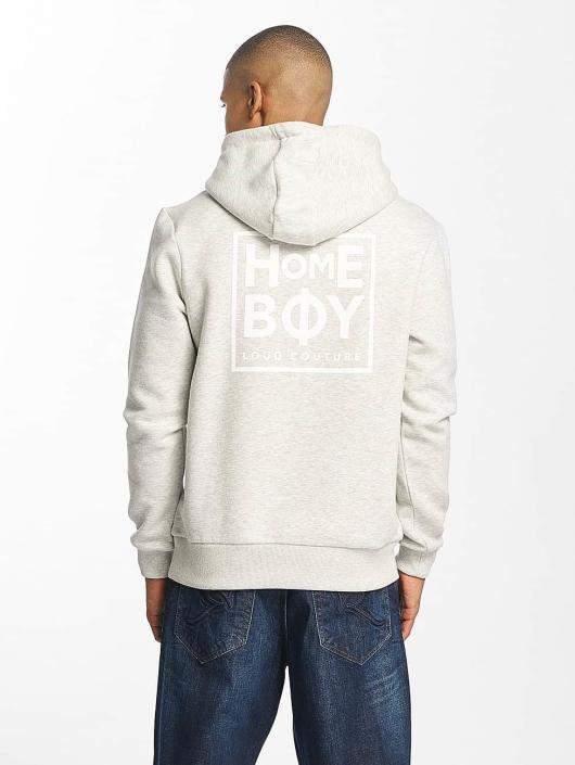 Homeboy Bluzy z kapturem Neighbor Hood szary