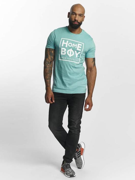 Homeboy Camiseta Take You Home turquesa