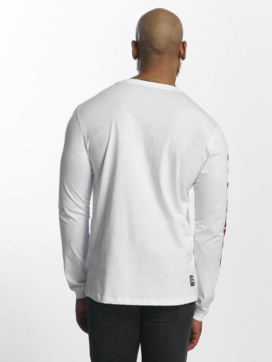 Homeboy Pitkähihaiset paidat Long Home valkoinen