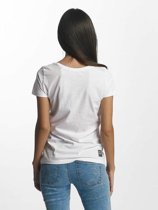 Homeboy T-paidat Paris valkoinen
