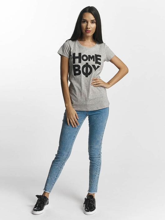 Homeboy T-Shirt Paris gris