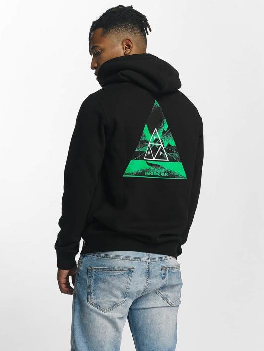HUF Hupparit Dimensions Triangle musta
