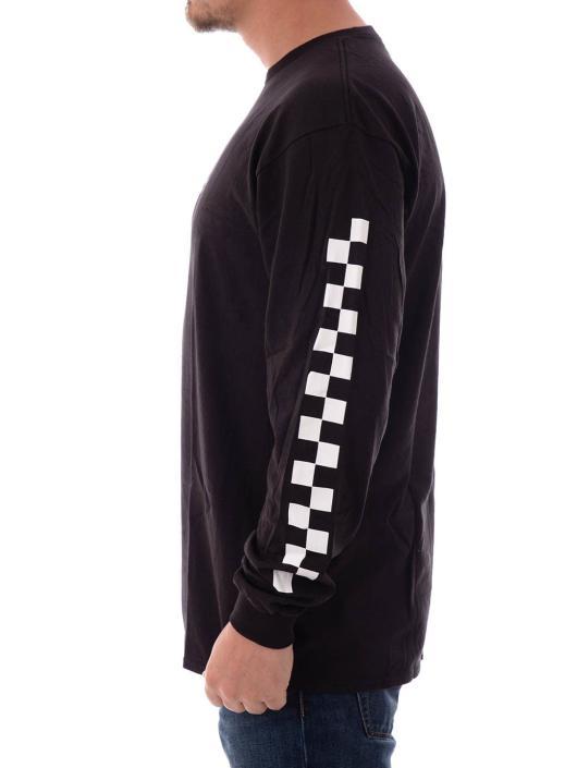 HUF Longsleeves Racing czarny