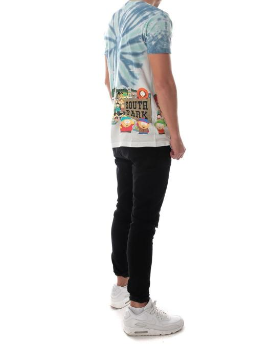 HUF T-Shirt Southpark Opening bleu