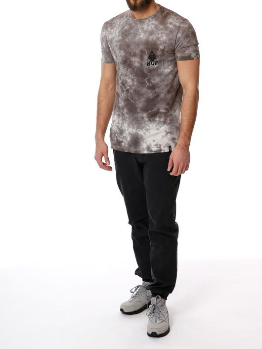 HUF T-Shirt Spades Pocket grau