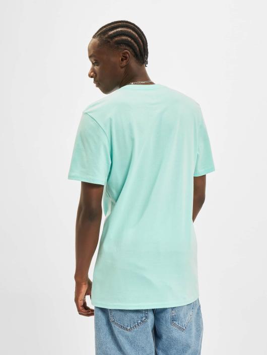 HUF T-Shirt Box Logo Pocket grün