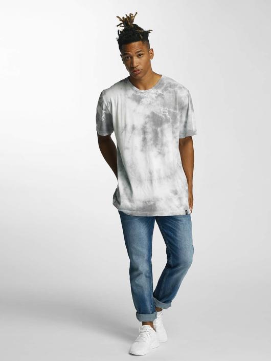 HUF T-skjorter Box Logo grå