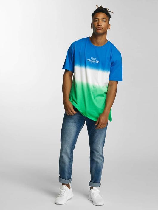 HUF Tričká Garment modrá