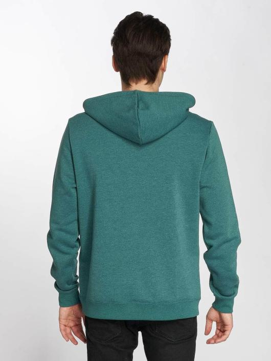 Hurley Hoody Surf Check One & Only groen