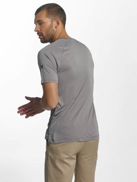 Hurley T-Shirt Icon Quick Dry gray