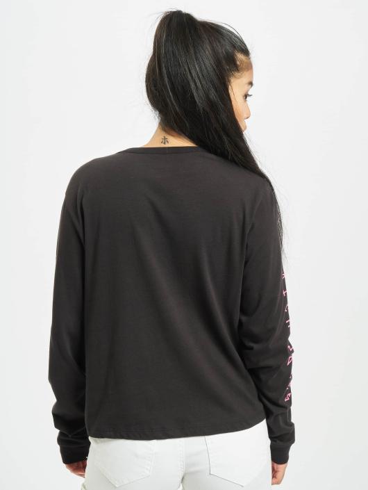 Hurley T-Shirt manches longues Catch Feelings noir