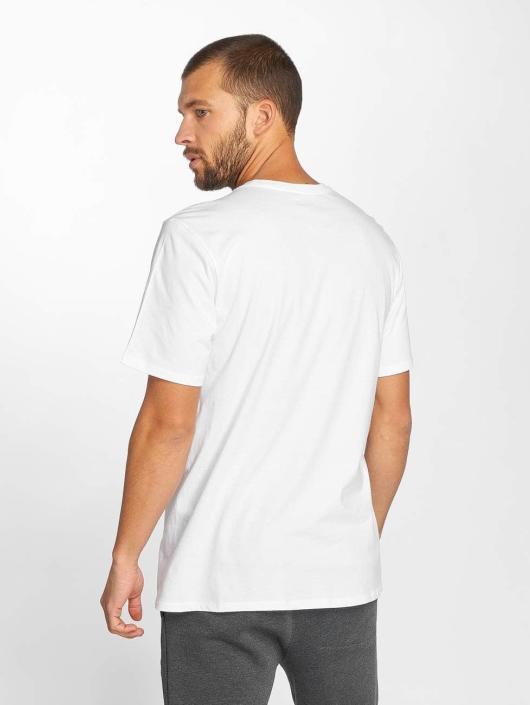 Hurley T-Shirt Premium Flamingo Pocket white