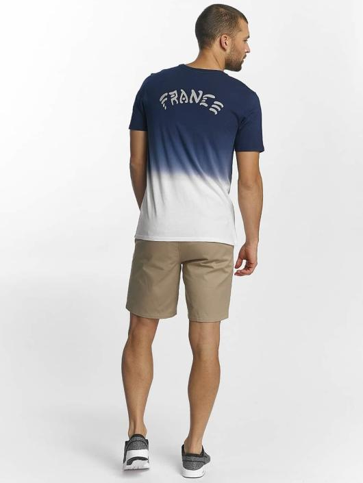 Hurley T-Shirty France National Team niebieski