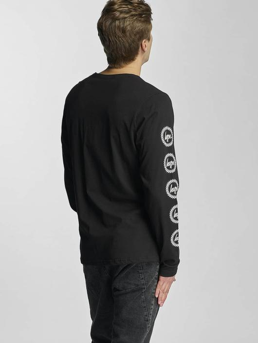 HYPE Longsleeve Crest black