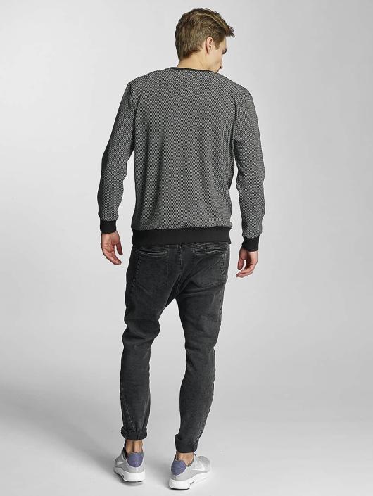 HYPE Pullover Aliminium schwarz
