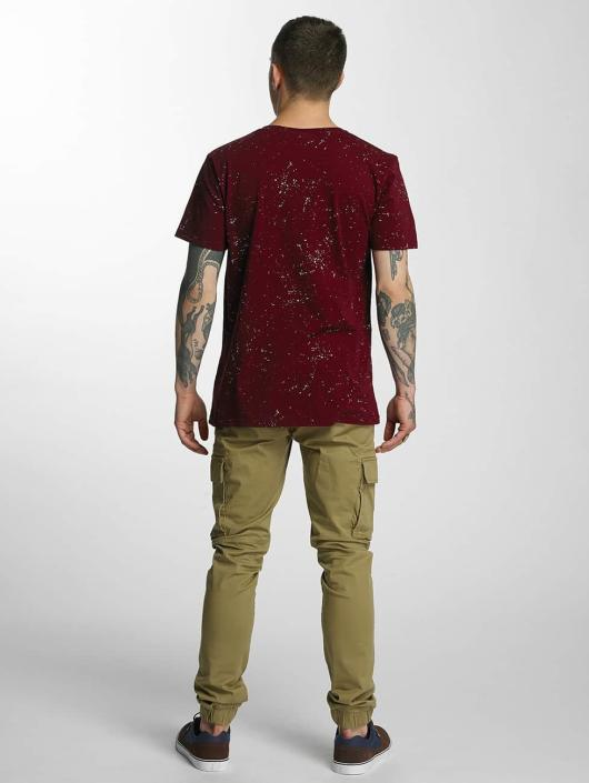 HYPE T-Shirt Aop Speckle red