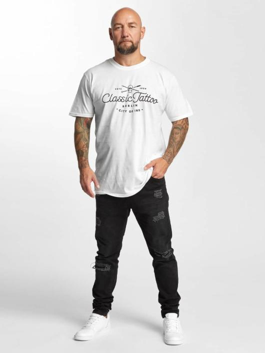 408929 Ink Love Tattoo Blanc City T I shirt Of Homme bYf7y6g