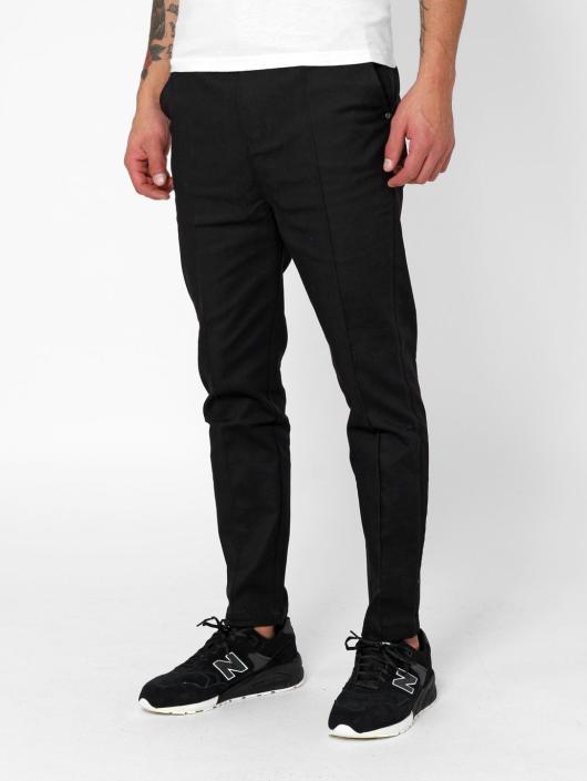 I Love Ugly Spodnie wizytowe I Love Ugly Pant Black czarny