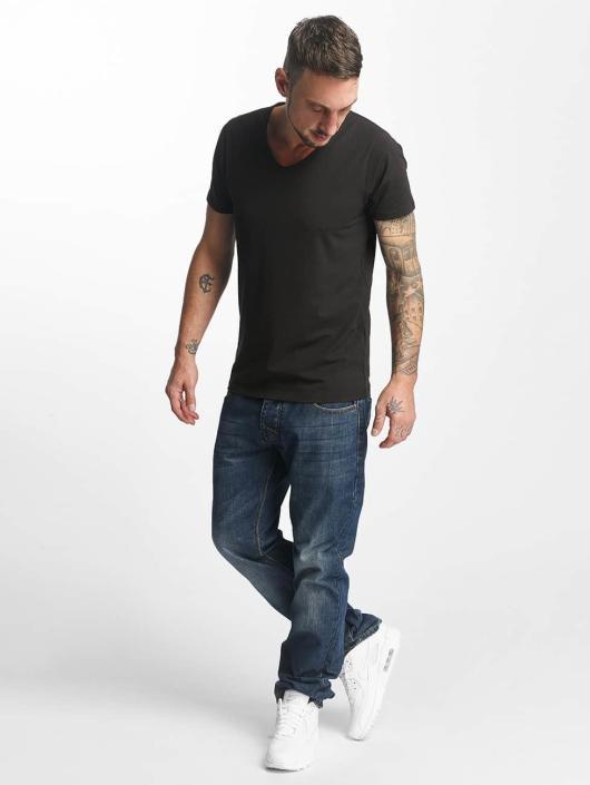 ID Denim Jeans straight fit Jakes blu