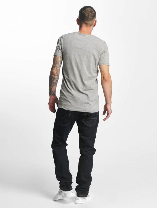 ID Denim Jeans straight fit Basic blu