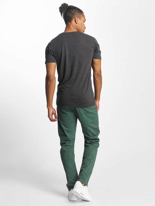 ID Denim Løstsittende bukser Fargo grøn