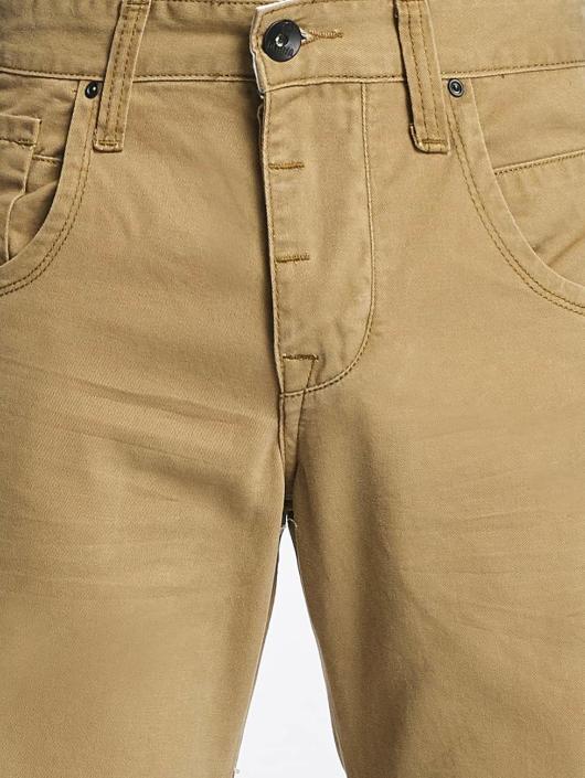 ID Denim Loose Fit Jeans Fargo beige