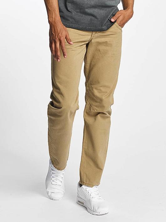 ID Denim Loose Fit Jeans Fargo bezowy
