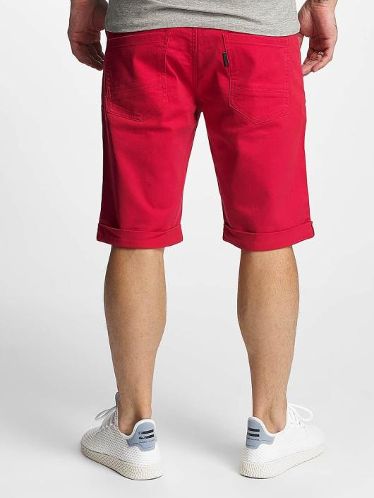 ID Denim Short Twill red