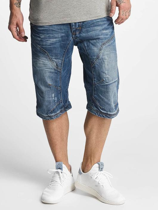 ID Denim Shortsit Denim sininen