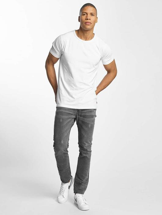 ID Denim Slim Fit Jeans Manuel grå