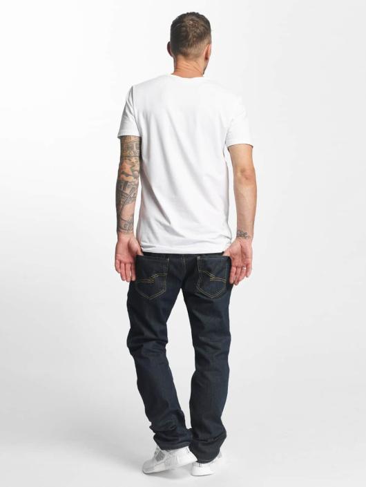 ID Denim Straight Fit Jeans Jakes blå