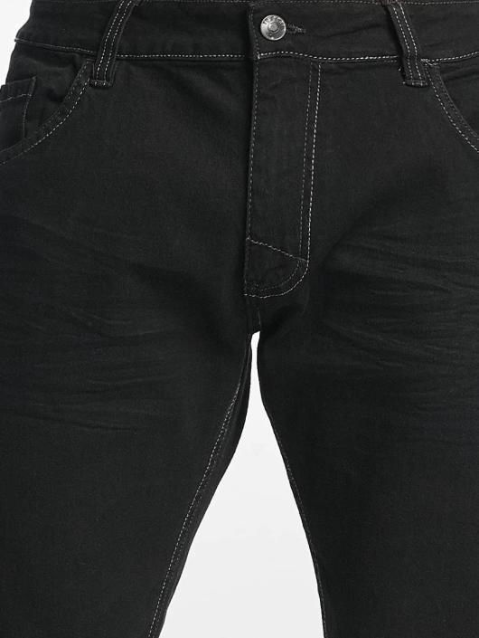 ID Denim Straight Fit Jeans Basic black