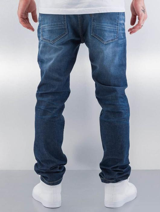 ID Denim Straight Fit Jeans Regular blau