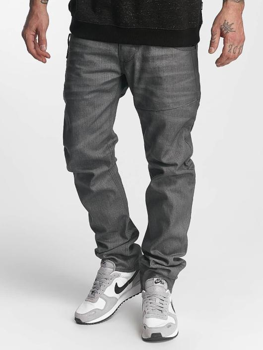 ID Denim Straight Fit Jeans Straight grå