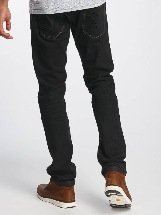 ID Denim Straight Fit Jeans Basic schwarz