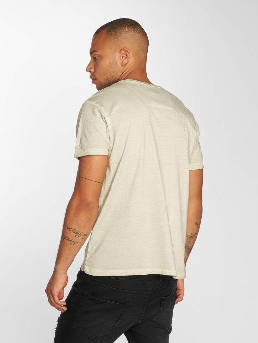 Indicode t-shirt Foggia Box beige