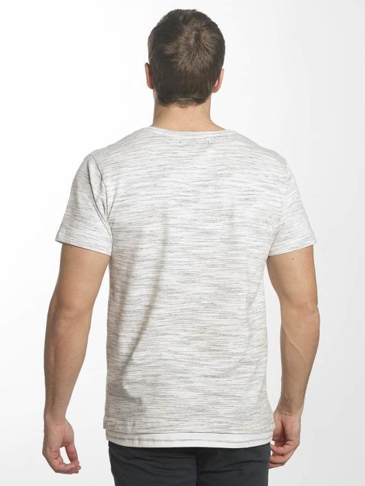 Indicode t-shirt Spring Hill grijs