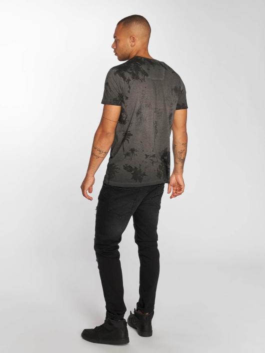 Indicode t-shirt Val-dór grijs